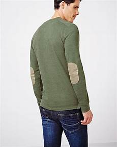 henley t shirt with patches rw co