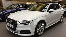 All New 2017 Audi A3 Sportback Exterior And Interior