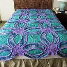 wedding ring crochet pattern how to crochet wedding ring quilt