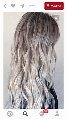 braun zu balayage ombre blond friseur braun zu blond