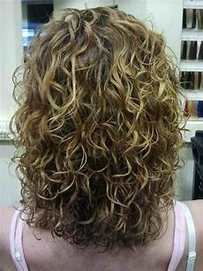 image result for very large curl perms medium length
