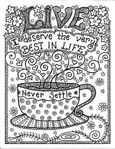 mandala coloring pages for tweens 18015 be brave coloring book page prayer inspirational spiritual colouring detailed advanced