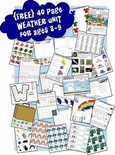 weather conditions worksheets for kindergarten 14516 free weather unit printables pre k 4th free homeschool deals
