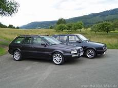 1992 Audi 80 Avant 2 0 E Related Infomation Specifications
