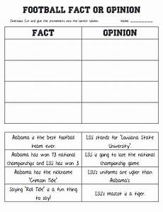 54 fact opinion worksheet 11 best images about fact opinion pinterest fact and opinion