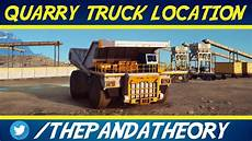 just cause 3 nashorn quarry truck nashorn 6100 location in just cause 3