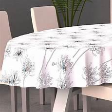 Nappe Ovale L230 Cm Blanc Linge De Table Eminza