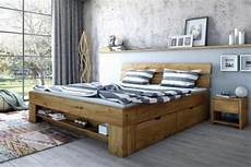 Massivholzbett Mit Bettkasten - betten mit bettkasten 140x200 g 252 nstig kaufen yatego