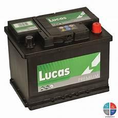Batterie Auto L2 12v 60ah 540a Lucas Lp027 D Batterie