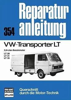 Vw Transporter Lt 2 0 L Benzinmotor Lt 28 Lt 31 Lt 35