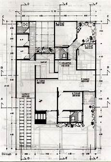 Gambar Denah Rumah Minimalis Ukuran 15x15 Rumahmen