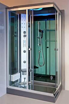 cabina doccia con sauna e bagno turco box doccia idromassaggio 120x80 reversibile optional