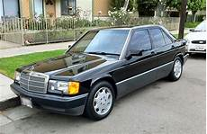 Mercedes 190e - posted