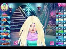 frozen elsa real haircuts hd game play best free online games youtube