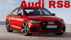 Audi Rs8 by New Audi Rs8 Review Interior And Exterior 2018