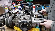t4 syncro 2 5 benziner differenzial reparieren