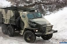 New Ural E4320d 31 Armored Truck Undergoing Testing