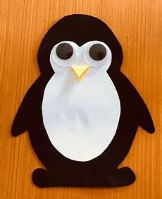 basteln zootieren pinguin grundschule und basteln
