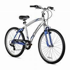 26 zoll fahrrad mens suspension bike 26 inch bicycle s cruiser hybrid