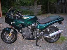 Triumph Sprint Motorcycle