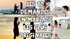 demande mariage originale les 10 demandes en mariage les plus originales