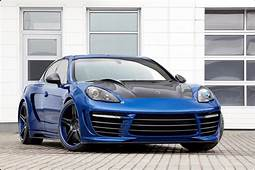 2012 Porsche Panamera Stingray GTR 7/25 By TopCar Review