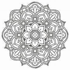 1001 coole mandalas zum ausdrucken und ausmalen simple