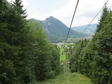 View From Jennerbahn Cable Car Foto Van Berchtesgaden