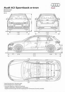 audi a3 e technische daten audi a3 sportback e 2014 autokatalog ma 223 e