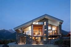 chalet design contemporain chalet mineral lodge rustic exterior other metro