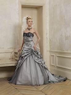 robe de mariée grise et robe de mari 233 e cybelia et pourquoi pas une robe toute en