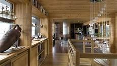 Maison En Bois Construite En Bretagne Au Design Int 233 Rieur