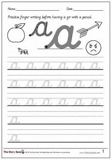 handwriting worksheets reception 21543 163 4 handwriting sheets and finger writing book for lower cursive letters i made this for my