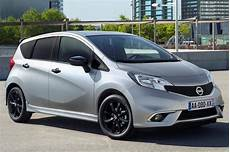The Sportier Nissan Note 2016 Black Edition Unveiled