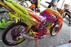 Sepeda Modifikasi Keren by 30 Gambar Modifikasi Motor Tiger Gagah Keren Modif Drag