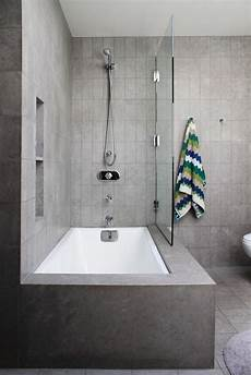 Badewanne Dusch Kombi - 5 fresh ways to shake up the look of a bathtub shower