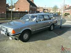 Ford Granada Estate 2 8 Ghia X Auto