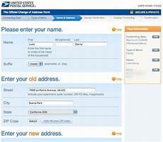 us postal change address form photo sharing