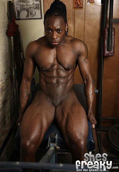 Ororo Munroe Nude