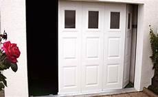 Porte De Garage Séquentielle Abc Protecson Portes De Garage Sectorielles Point Fort