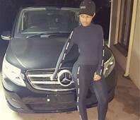 SA Female Celebrities Who Drive Mercedes Benz Cars  SISTA