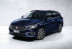 These Are The New Fiat Tipo Bodies Sw Station Wagon And