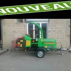 location broyeur de branche professionnel broyeur de branche v 233 g 233 taux tractable pro 15 cm diesel