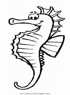 verschiedene fische 107 gratis malvorlage in fische tiere