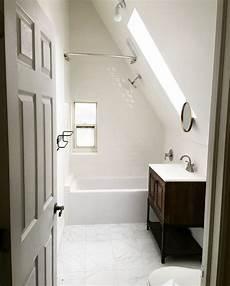 the 25 best attic bathroom ideas on small