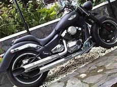 Kaisar Ruby Modif Sportster by Kaisar Rubyvento Thunder 250 Me Thunder Motorcycle T