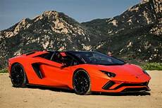 Lamborghini Aventador S Roadster Review This Bull Leaves