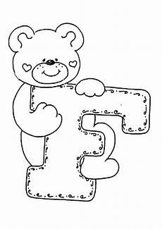 Ausmalbilder Buchstaben F Buchstaben F Ausmalbilder