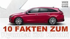 2017 Hyundai I30 Kombi 10 Fakten Auto News Voice