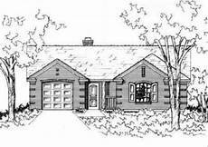 newfoundland house plans ranch style house plan 3 beds 2 baths 1374 sq ft plan